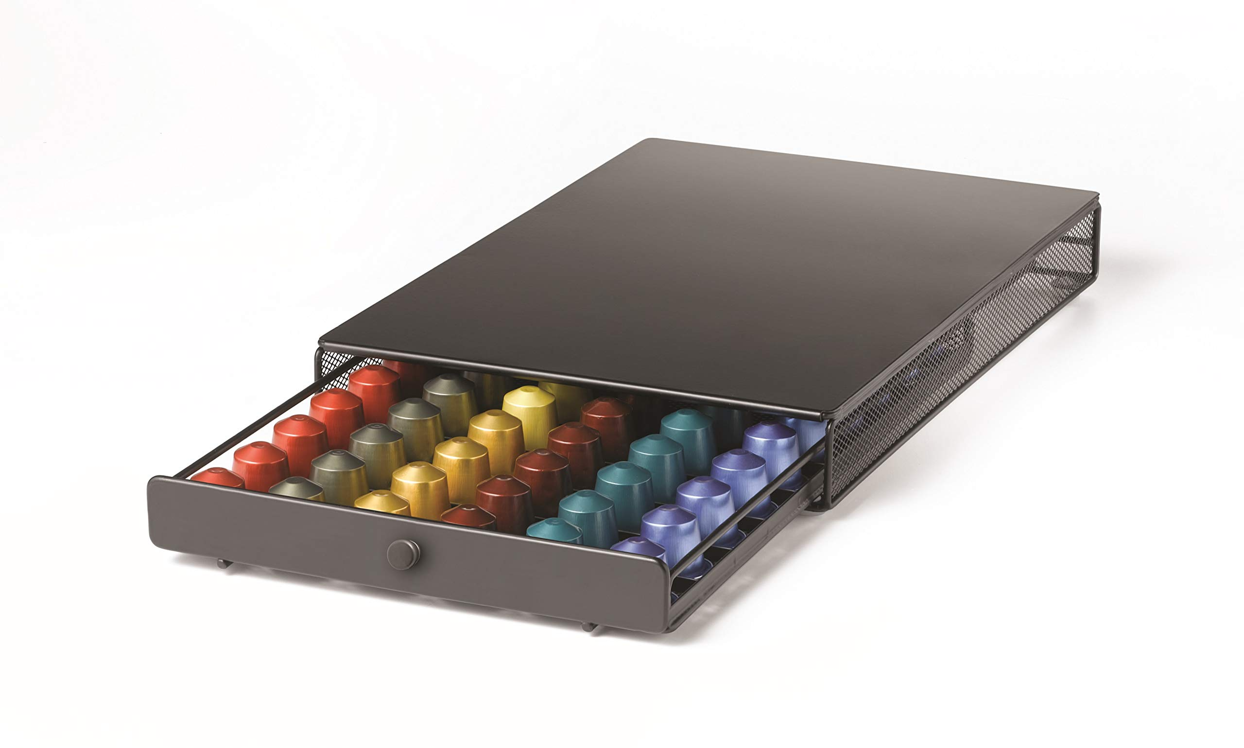 Nifty Nespresso Capsule Drawer - Holds 60 Nespresso Capsules by NIFTY