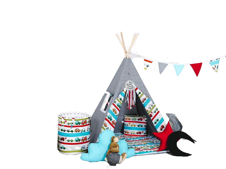 Golden Kids Kinder Spielzelt Teepee Tipi Set für Kinder drinnen draußen Spielzeug Zelt Indianer Indianertipi Tipi mit & ohne ZubehörB07KFMDMG3SpielzelteWirtschaft     | Smart