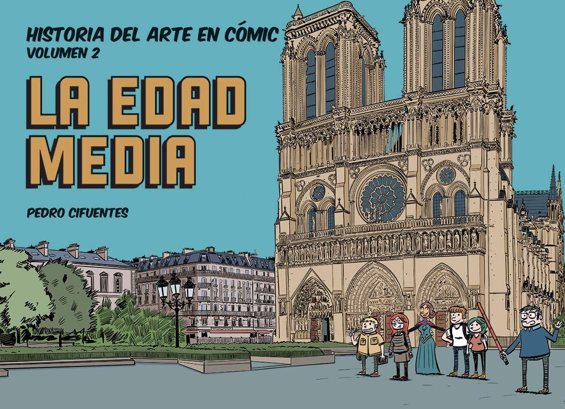 Historia del arte en comic 2. La edad media Historia del Arte en ...