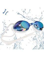 4a9e408731 VETOKY Gafas de Natación, Antiniebla Gafas para Nadar Protección UV sin  Fugas para Adultos Y