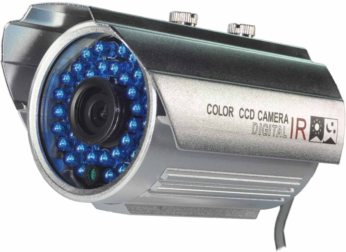 Infrared CCTV Camera 960TVL Waterproof Night Vision Security Camera IR 36 LEDs 3.6mm Lens Wide Angle Home Surveillance System [並行輸入品] B01KBR6FSM