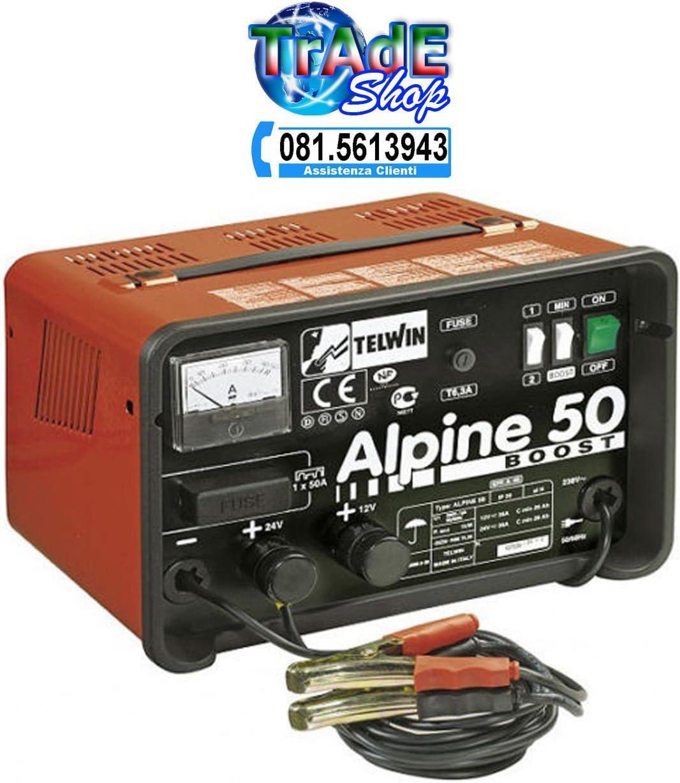 Telwin TE-807548 - ALPINE 50 BOOST 230V 12-24V