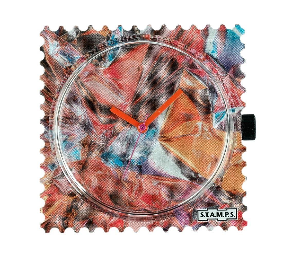 Stamps - Reloj Esfera ftalatos - S.T.A.M.P.S. Relojes 104645: Amazon.es: Relojes