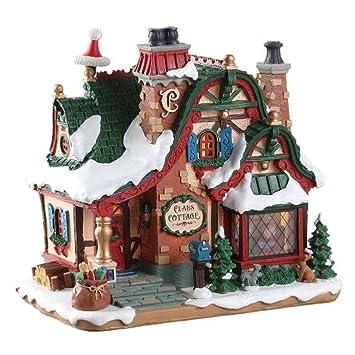 Lemax 75292 The Claus Cottage Weihnachtshutte Neu 2018