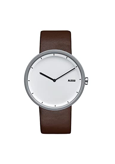 Alessi Out Time AL13001 Orologio da Polso, Uomo