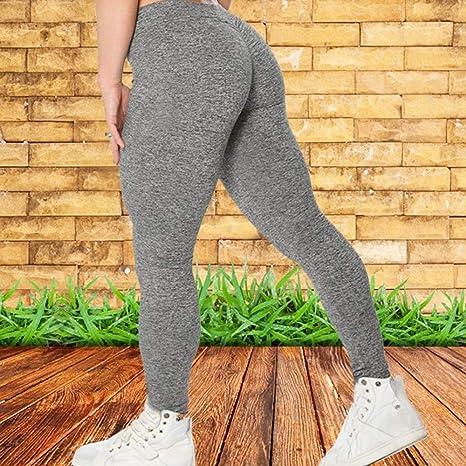 AITU Leggings Pantalón de Yoga con Ajuste de Cadera ...