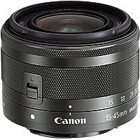 Canon EF-M 15-45mm f/3.5-6.3 Image Stabilization STM Zoom Lens - Refurbished
