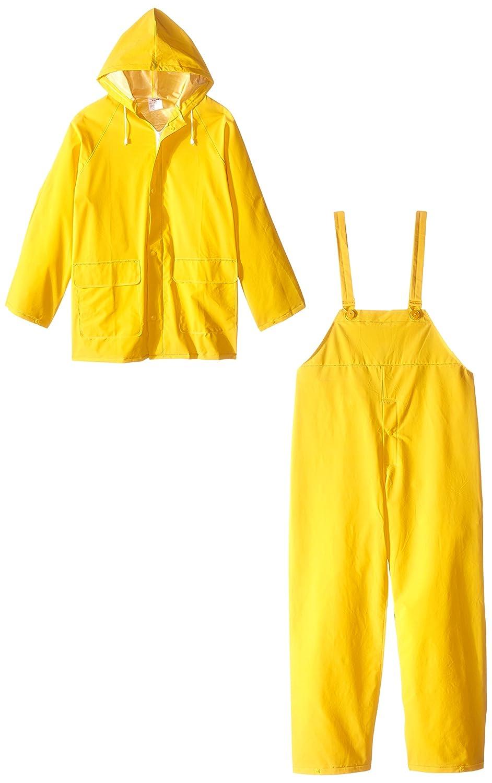 Amazon.com: TRUPER TRA-PRO-S - Traje de lluvia amarillo ...