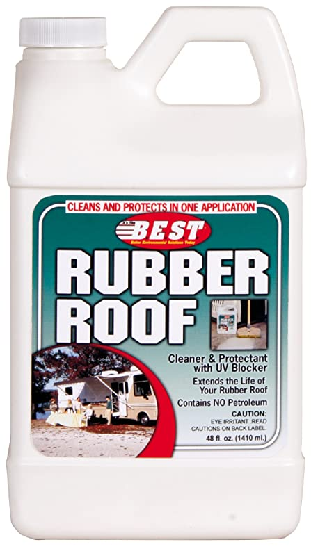 B.E.S.T. 55048 Rubber Roof Cleaner U0026 Protectant Bottle   48 ...