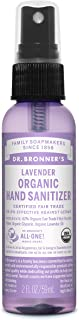 product image for Dr. Bronner's Hand Sanitizer - Lavender - 2 Oz
