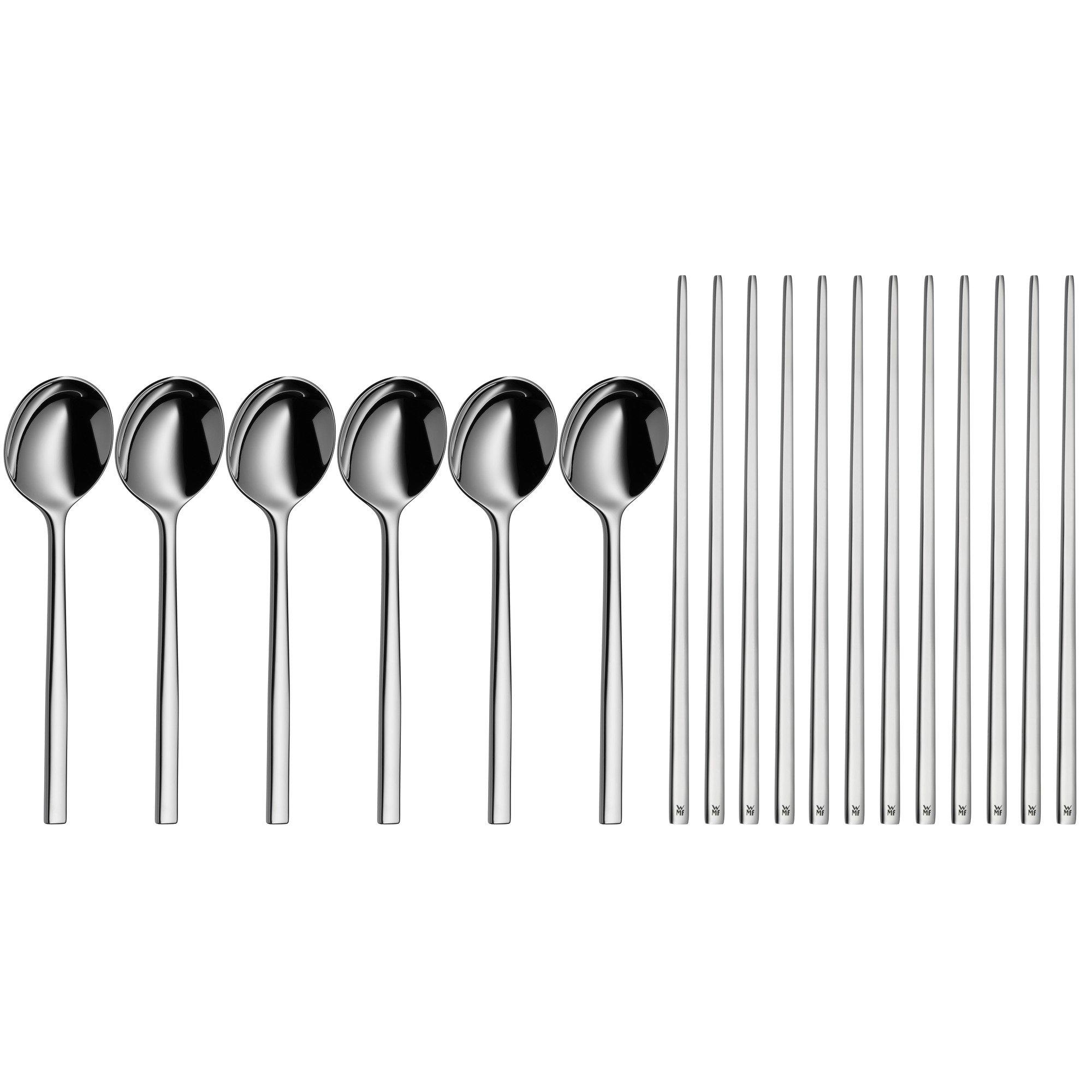 WMF 1294036040 Chopsticks Set of 12