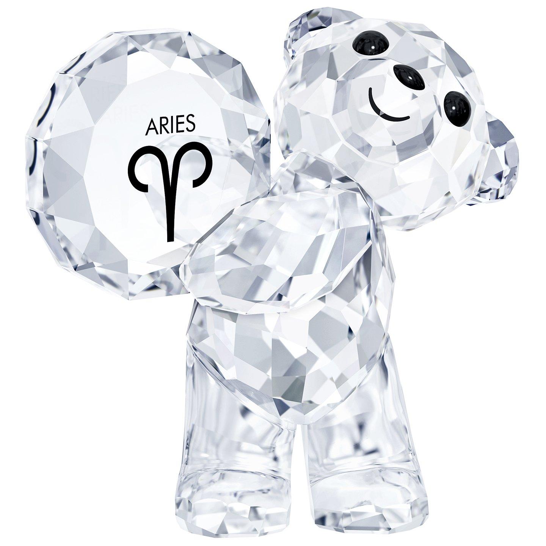 Swarovski Kris BAER-Widder, Kristall, transparent, 3 x 2,9 x 2,2cm