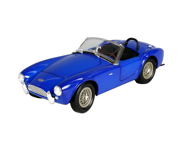 Revell 08635 Metal - 1962 Shelby Cobra CSX 2000, azul, 1:24