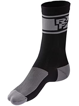 Calcetines Mtb Race Face Stage - 7 Inch Negro (S/M , Negro)