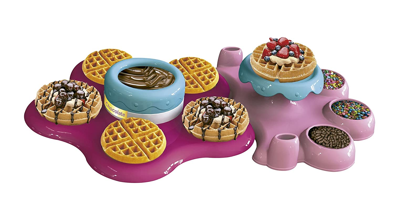 Sweet Art - Fá brica de gofres (Cefa Toys 21762)