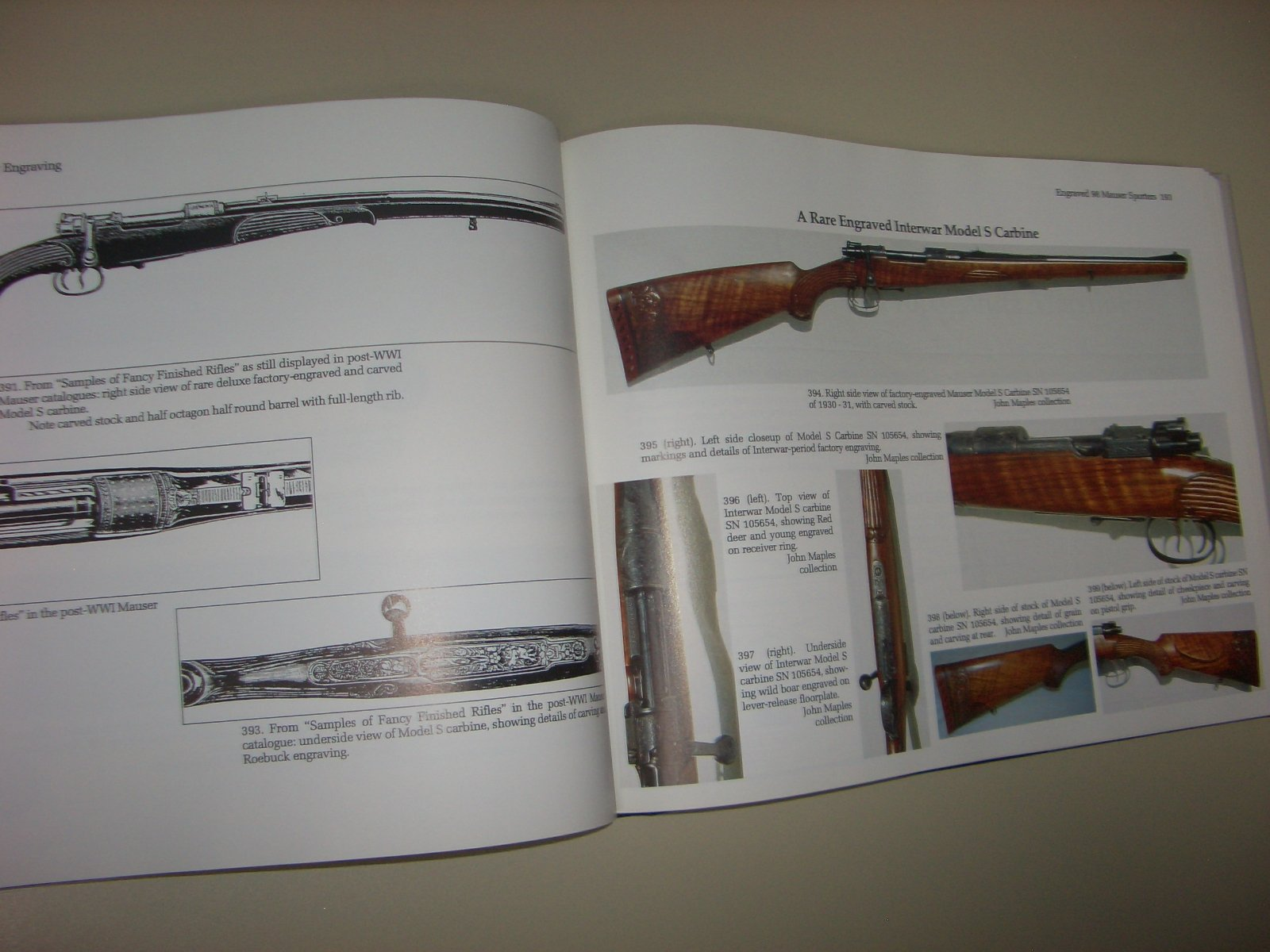 Mauser: Original Oberndorf Sporting Rifles: Amazon co uk: Jon Speed
