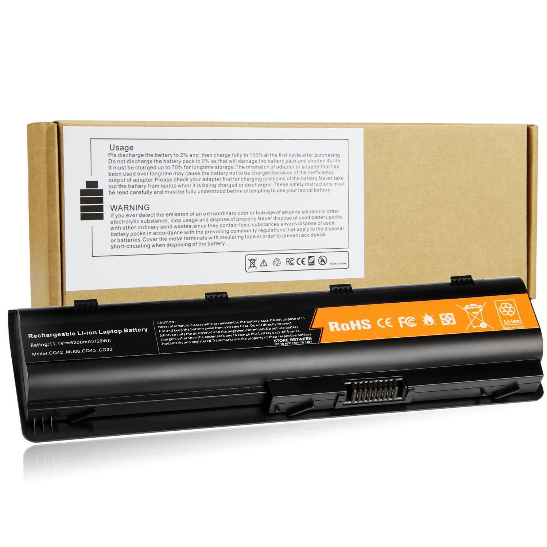 Bateria para HP 593553-001 593554-001 636631-001 593550-001 593562-001 586007-851 HSTNN-Q62C HSTNN-CBOW HSTNN-IB0N HSTNN