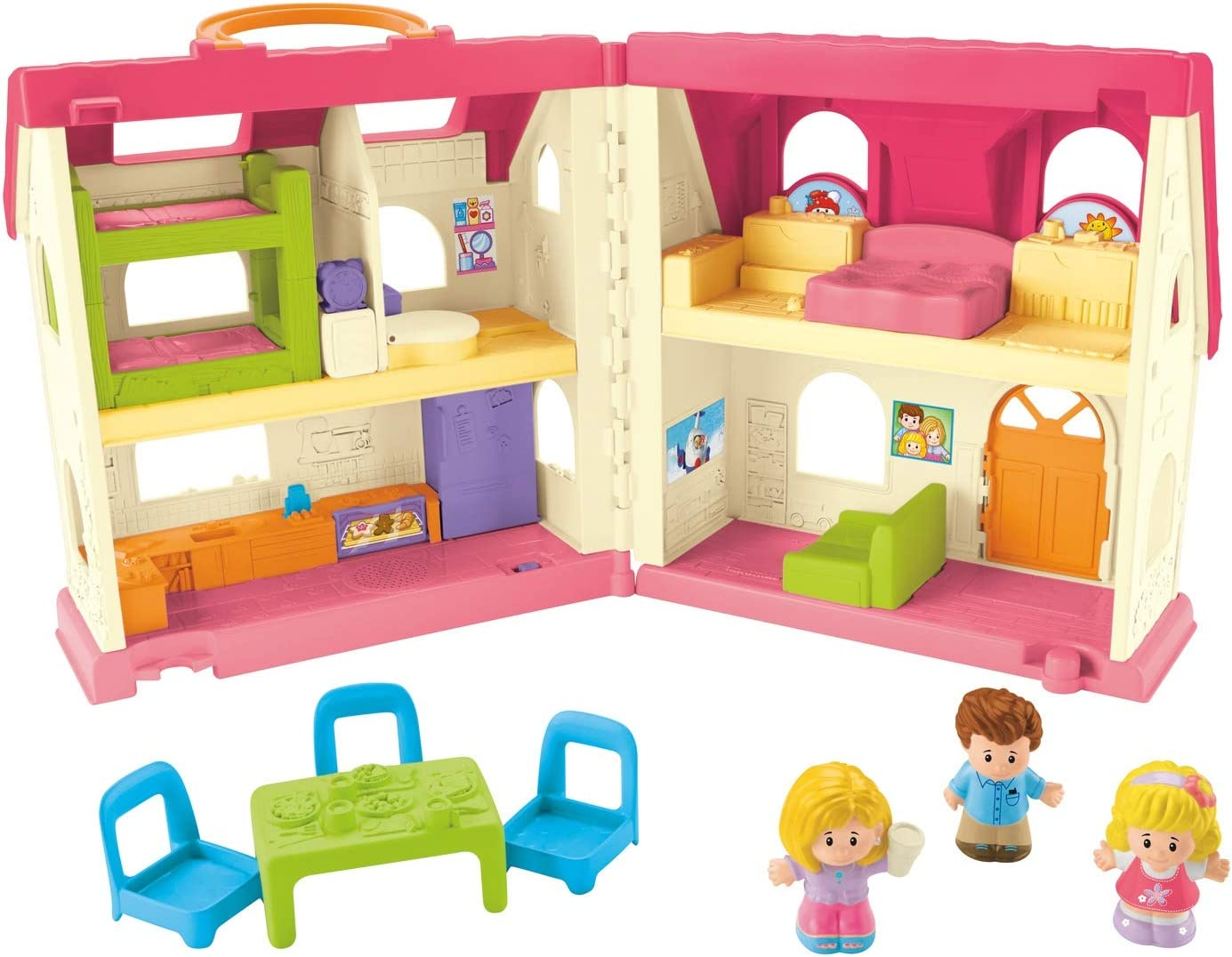 9 Best Fisher Price Dollhouse Reviews of 2021 11