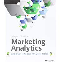 Marketing Analytics: Data–Driven Techniques with Microsoft Excel