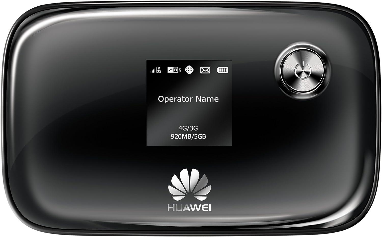 Huawei E5776 - Dispositivo de internet móvil (150 Mbit/s, 3G, 4G, EDGE, GPRS, GSM, HSDPA), negro: Amazon.es: Informática