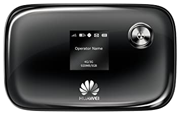 908d806d2f1 Huawei E5776 - Dispositivo de internet móvil (150 Mbit/s, 3G, 4G, EDGE,  GPRS, GSM, HSDPA), negro: Amazon.es: Informática