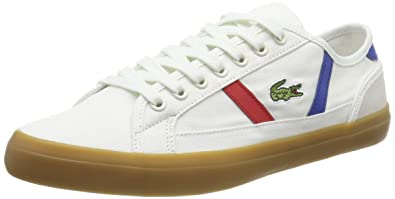 b06004dd5 Amazon.com  Lacoste Men s Sideline 119 2 CMA Trainers