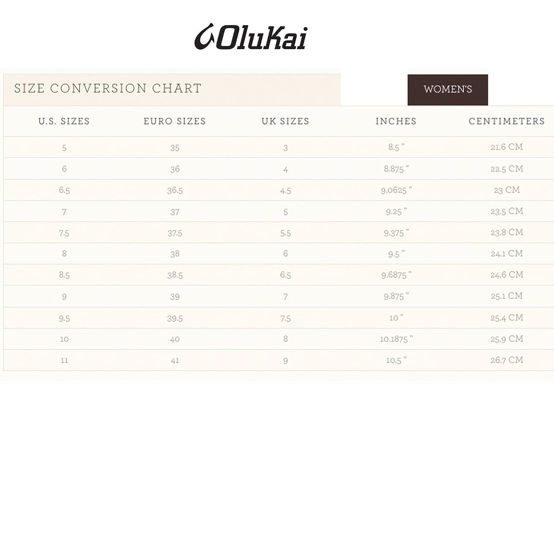 OluKai Ohana Ohana Ohana Damens Grau (Basalt/Gray) 392f6e