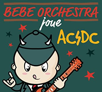 cd1933b12f0b4 Image Unavailable. Image not available for. Color  Bebe Orchestra Joue Ac Dc
