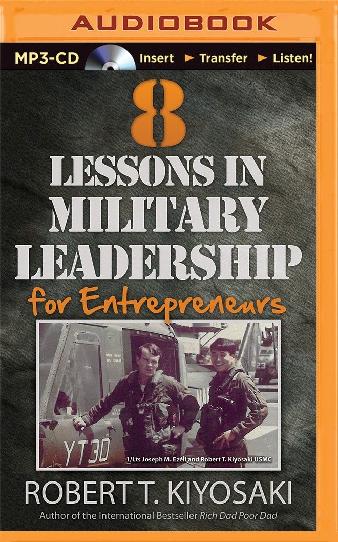 8 Lessons Military Leadership Entrepreneurs product image