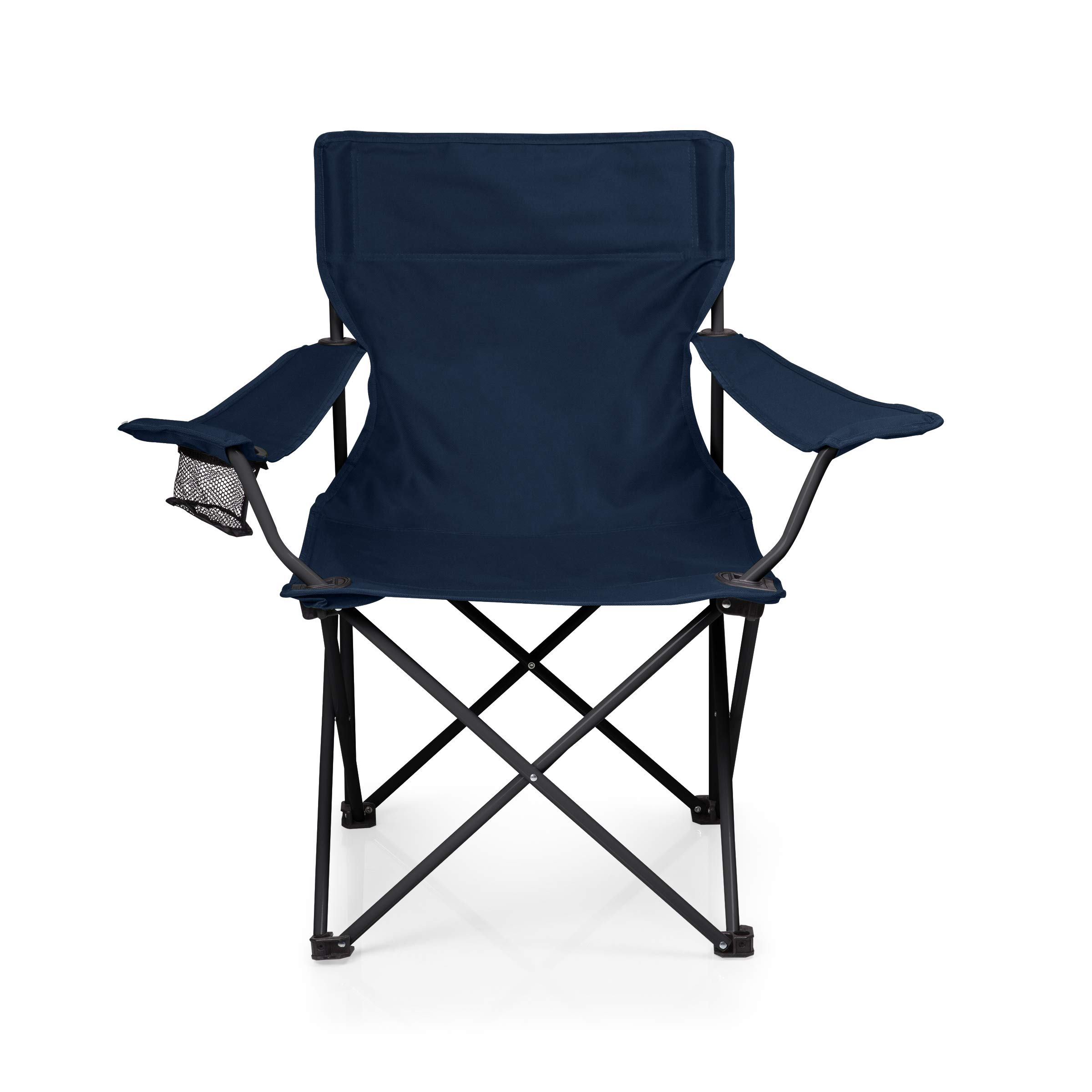 ONIVA - a Picnic Time Brand PTZ Portable Folding Camp Chair, Navy by ONIVA - a Picnic Time brand