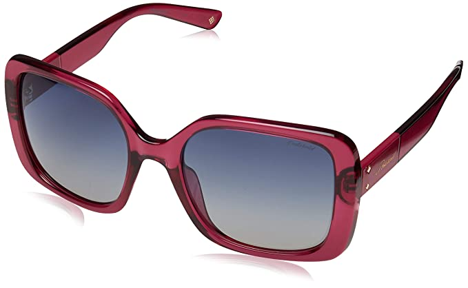 995471b063 Image Unavailable. Image not available for. Colour  Polaroid Polarized  Oversized Women s Sunglasses - (PLD 4072 S ...