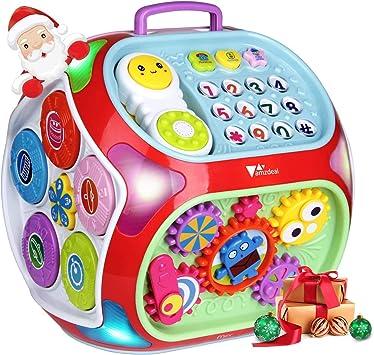 amzdeal Giocattoli Educativi elettronico per Bambini,Giocattoli di