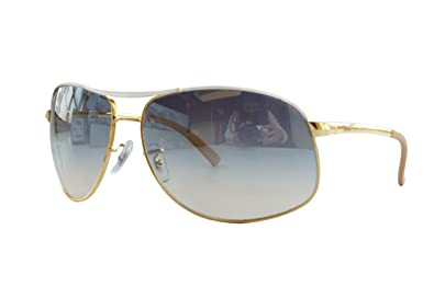 570ad54bc39 Amazon.com  Ray-ban Rb3387 Rb3387 Sunglasses 077 7b 67  Ray-Ban  Shoes