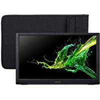 Deals on Acer PM161Q bu 15.6-inch Full HD 1920 x 1080 Portable Monitor