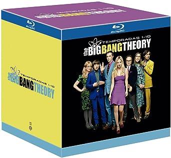 The Big Bang Theory Temporada 1 10 Blu Ray [Blu ray]: Amazon