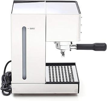 Lelit PL41EM Anna, Máquina de Espresso Semiprofesional – Ideal Para el Expreso, el Capuchino y las Cápsulas de Papel, 1050 W, 2 litros, Acero inoxidable: Amazon.es: Hogar