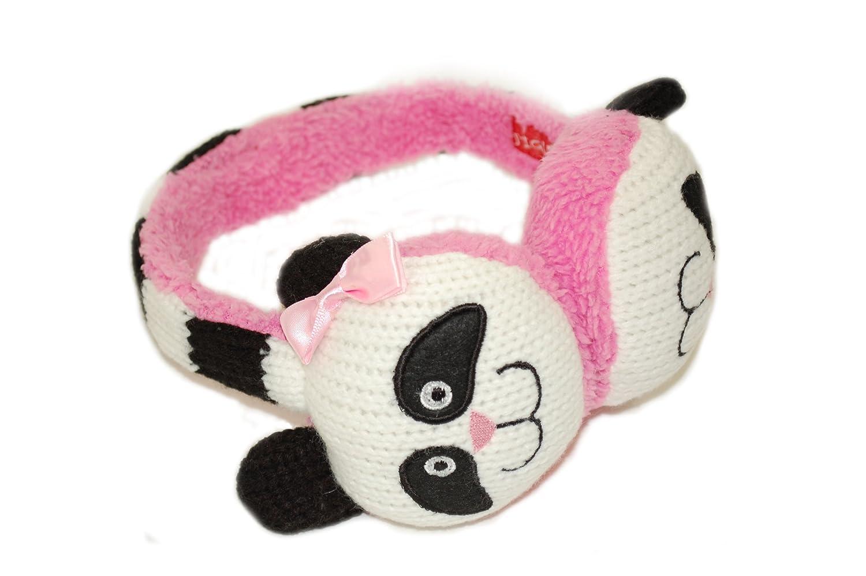 GIZZY® Girls Pair of Adjustable Panda Ear Muffs
