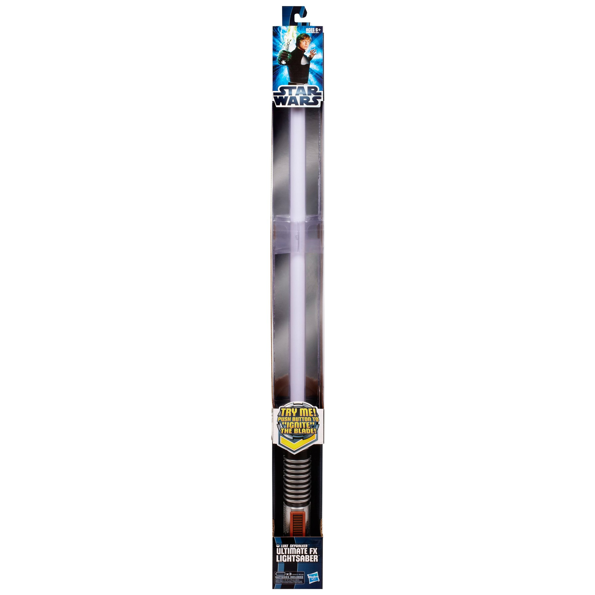 Star Wars Ultimate FX Luke Sky Walker Green Lightsaber by Star Wars (Image #3)