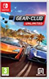 Gear. Club Unlimited - Nintendo Switch [Edizione: Regno Unito]