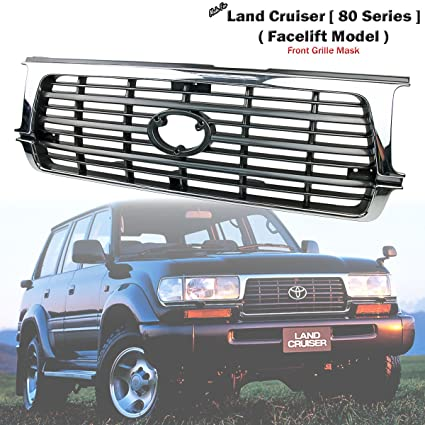 Amazon com: Front Grill Grille Mask For Toyota Land Cruiser