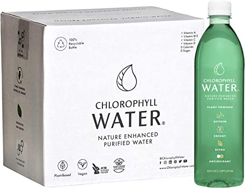 Chlorophyll Water Plant Based Vitamin Water