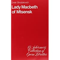 Lady Macbeth Von Mzensk (1932): Libretto