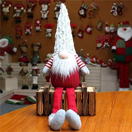Personnalisé Noël Oreiller Noël Coussin GNOME thème Choix de Couleurs