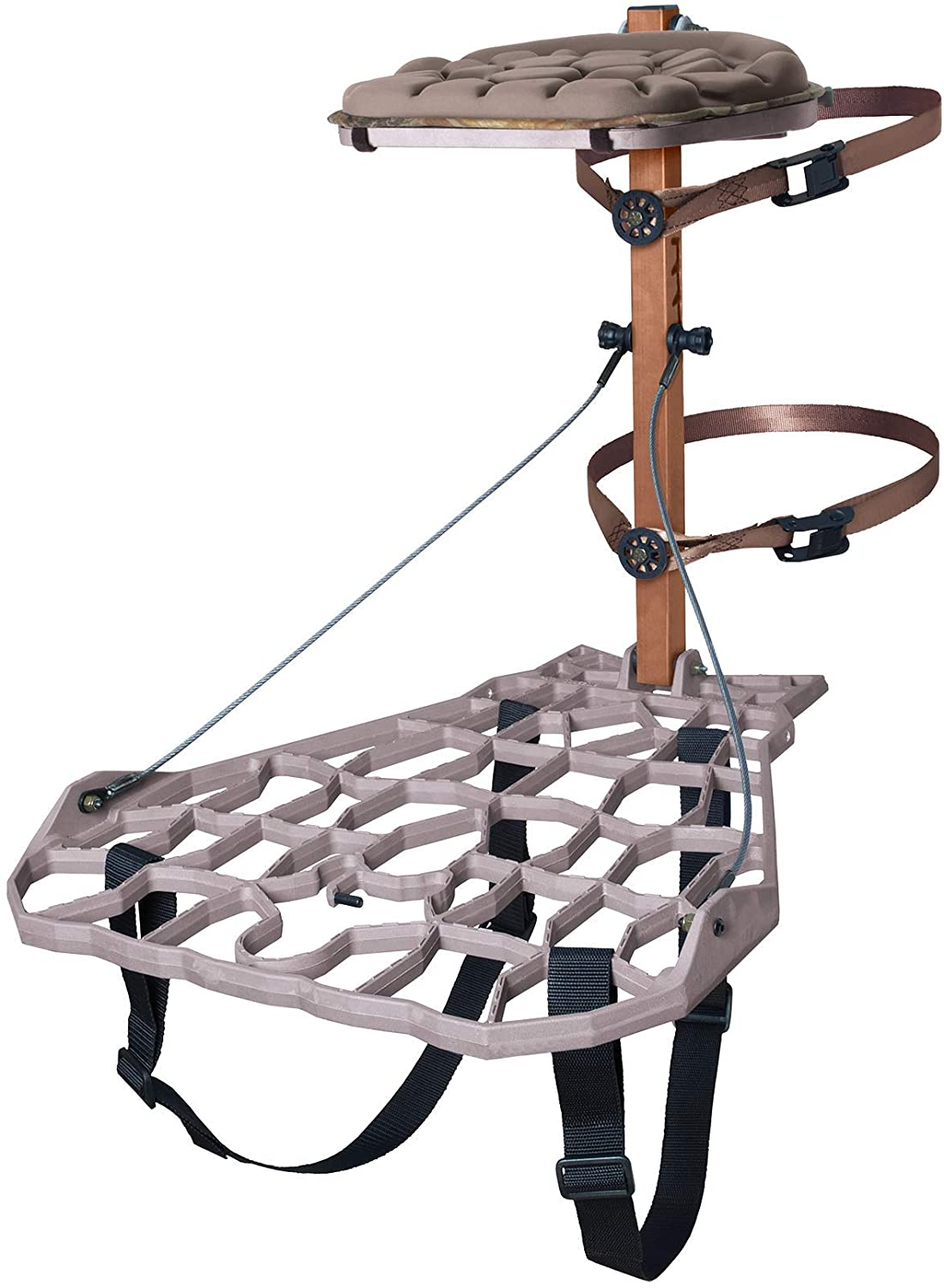 Lone Wolf Assault II Hang-on Tree Stand