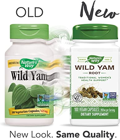 wild yam tabletter