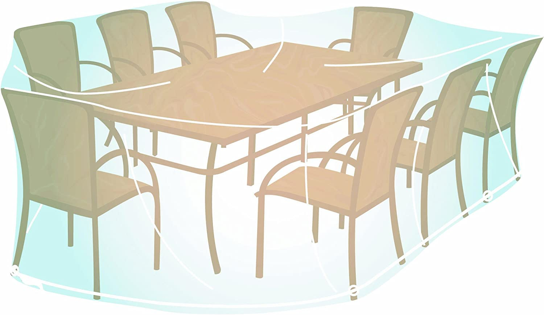 CAMPINGAZ 205693 - Funda Rectangular tamaño XL para Conjunto de Mesa y sillas de jardín: Amazon.es: Hogar