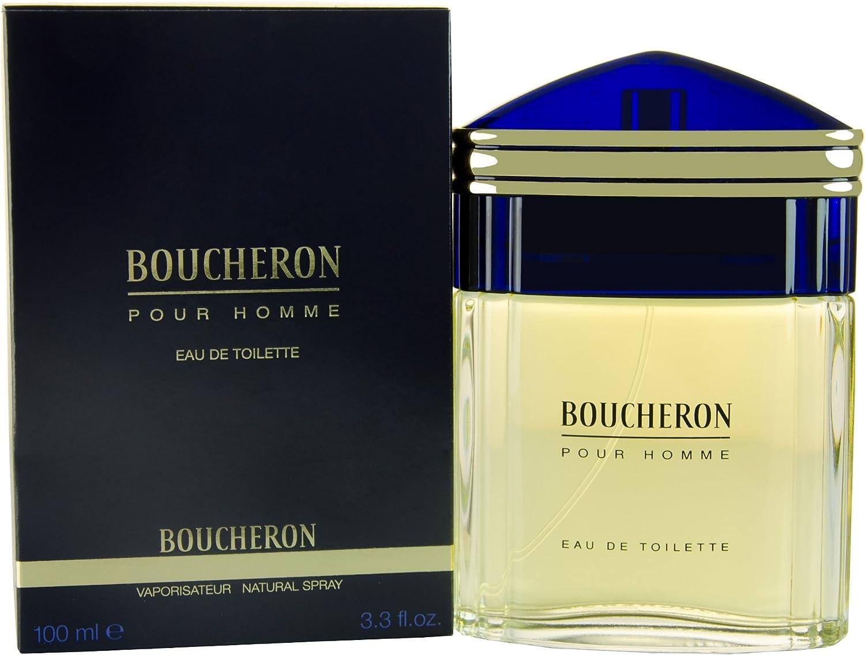 boucheron men eau de perfume 100ml vapo