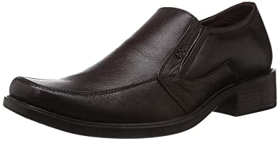284616a0d4 Image Unavailable. Image not available for. Colour: Lee Cooper Men's Brown Formal  Shoes ...