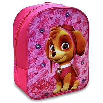 Mercury Skye Patrulla Canina Mochila Guardería, Color Rosa: Amazon.es: Equipaje