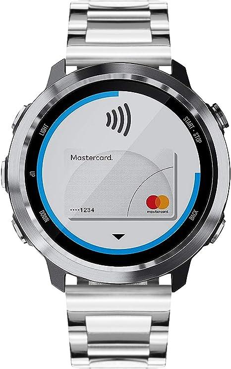 Watch Band Compatible for Garmin Vívoactive 4S: Amazon.co.uk
